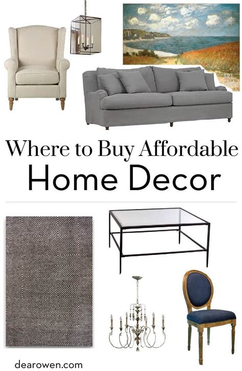 where to buy inexpensive home decor 25 great ideas about affordable furniture on pinterest