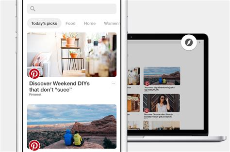 Pinterest Us by Pinterest Now Uses Machine Learning To Show You What S