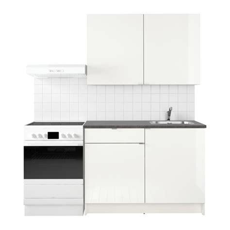 kitchens kitchen supplies ikea knoxhult kitchen high gloss white 120x61x220 cm ikea