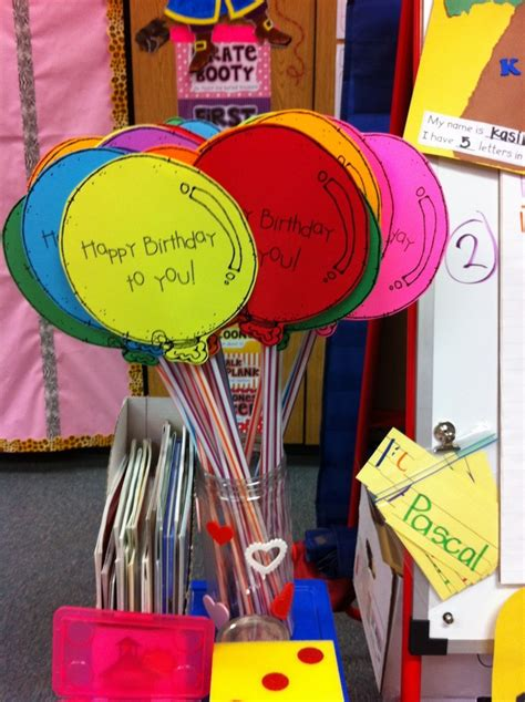 ideas from to student mrs crofts classroom ideas to celebrate a student birthday