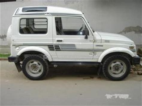 potohar jeep interior suzuki potohar for sale in rawalpindi pak4wheels com
