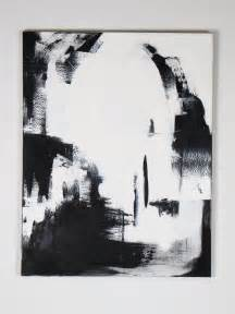 Home Decorators Promo by Large Black And White Oil On Canvas Abstract Paintings By