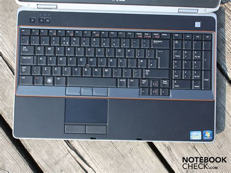 Work Bench Surface Review Dell Latitude E6520 I5 Hd Notebook Notebookcheck