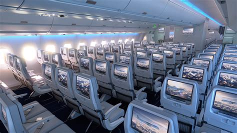 a350 cabin finnair announce flights of their brand new a350