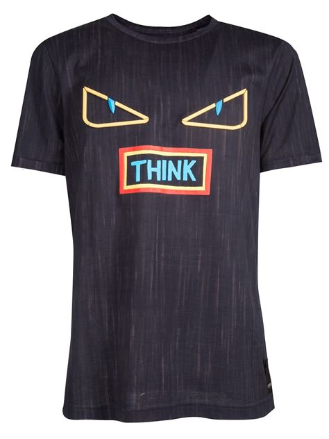 t shirt thingking drwc fendi fendi think t shirt available on montiboutique