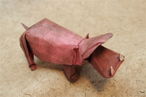 How To Make Animals Out Of Paper - origami safari 26 beautiful animals made out of paper