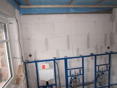 vorwandinstallation bad elektro wir bauen am lusthaus