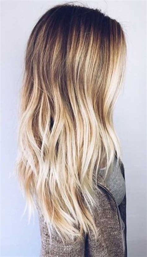 ombre hairstyles for long straight hair 30 super long hairstyles long hairstyles 2017 long