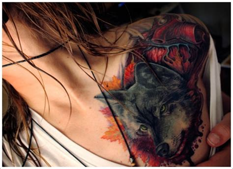 tattoo pictures wolf 101 meaningful wolf tattoo designs