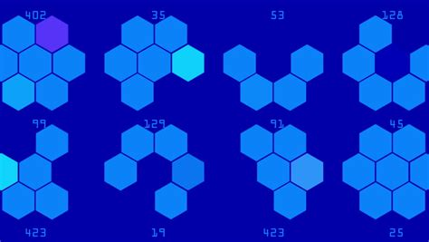 Hexagonal Abstract 3d Background Stock Honeycomb Hexagonal Abstract 3d Background Animation Stock