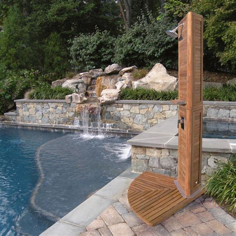 outdoor c shower 21 wonderful outdoor shower and bathroom design ideas