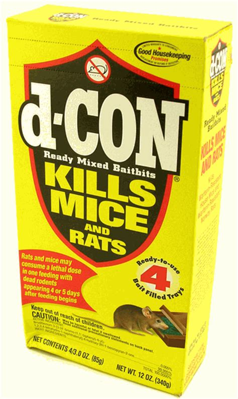 don t buy d con and a caign to reduce rat poison use