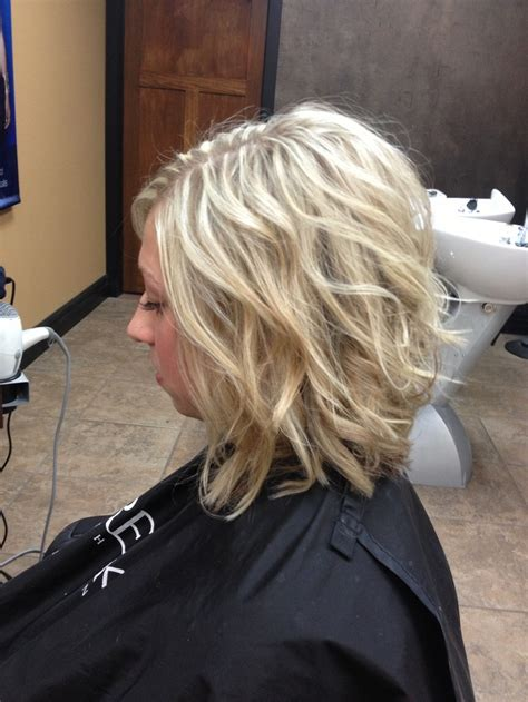 slightly layered bob slightly inverted bob with long layers color heavy full