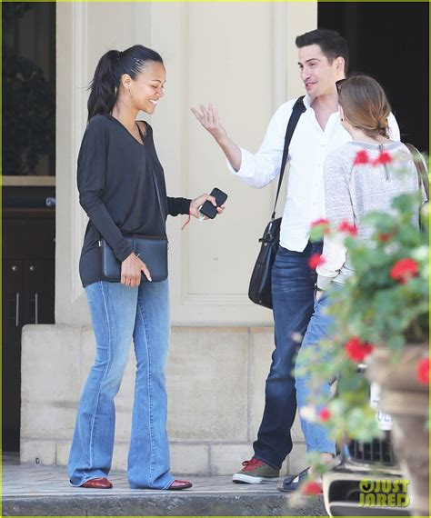 james mcavoy zoe saldana zoe saldana being self focused doesn t mean being selfish