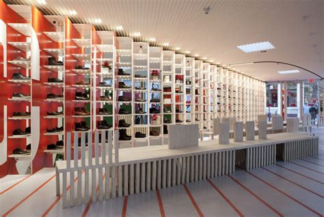 shoe stores nyc shoe stores cer s house of shoes by shigeru ban dean
