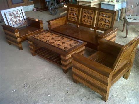 Kursi Kayu Terbaru sofa tamu minimalis jepara sofa tamu modern kursi tamu