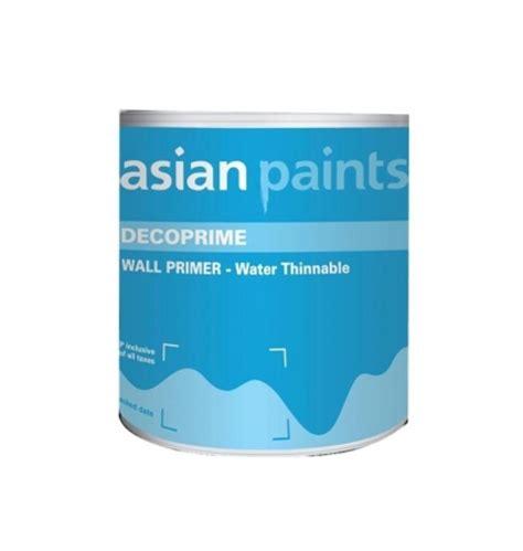 Primer Paint For Interior Walls by Buildmantra Decoprime Wall Primer Paints 20