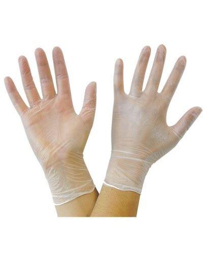 Kitchen Gloves G2 Kp Vinyl Kitchen Gloves Powdered