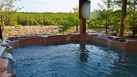 Pocono Cabin Rentals With Tubs by The Top Poconos Vacation Rentals Cabin Rentals Poconos