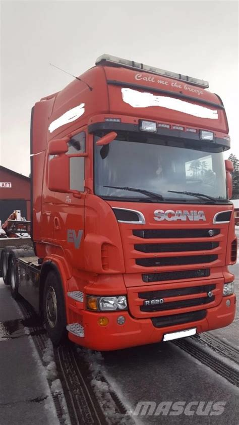used scania r620 tractor units year 2011 price 51 439