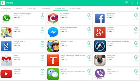 1 mobile market free downloads 1mobile market android free app store