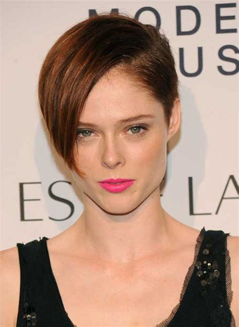 haircuts for woemen one side the other really cool asymmetrical pixie cut pics short hairstyles