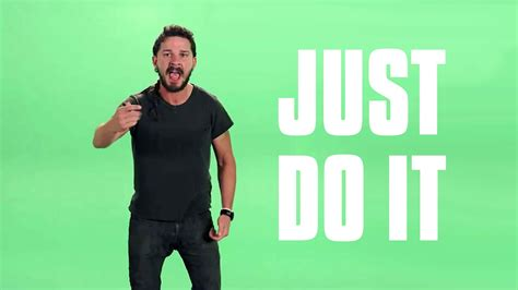 Just Do It the quot major quot switch just do it