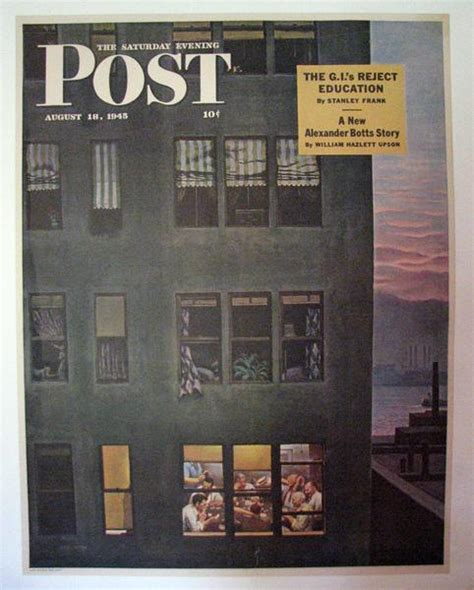 Post Office Saturday by 1945 Falter Quot Office Quot Saturday Post