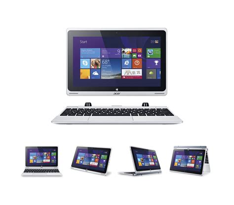 Laptop Acer Aspire Switch 10 acer annonce l aspire switch 10