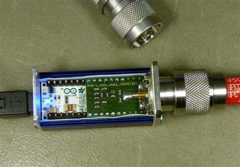 arduinogenuino smart power sensor pwr rms rc