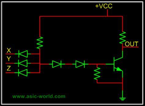 diode transistor logic dtl logic family