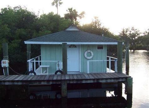 floating bungalow for sale offers tiny home living