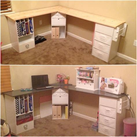 diy sewing armoire sewing cabinet diy office playroom ideas pinterest