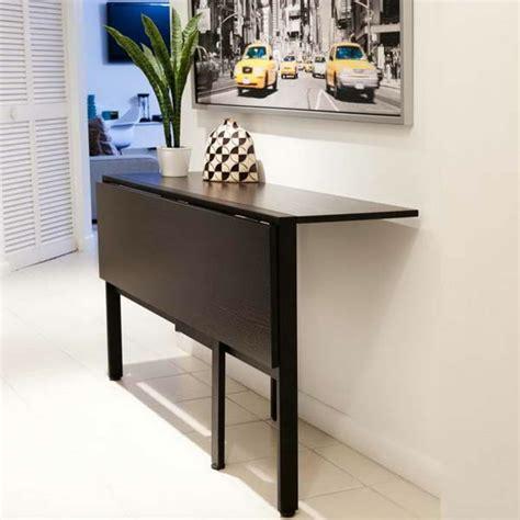 Supérieur Table A Manger Pliante Design #4: Salle-%C3%A0-manger-et-cuisine-am%C3%A9nagement-table-cuisine-pliante-peinture.jpg
