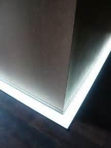 cove cove lighting and floors on