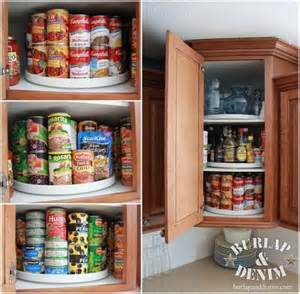 Lazy Susan For Pantry Closet by Quot How To Organize Your Kitchen Ocd Style Quot If You Are One Of