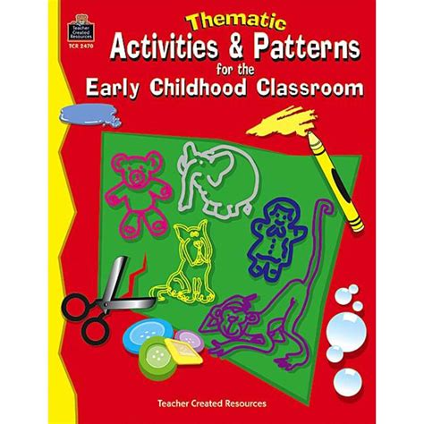 pattern games to play in the classroom thematic activities patterns for the early childhood