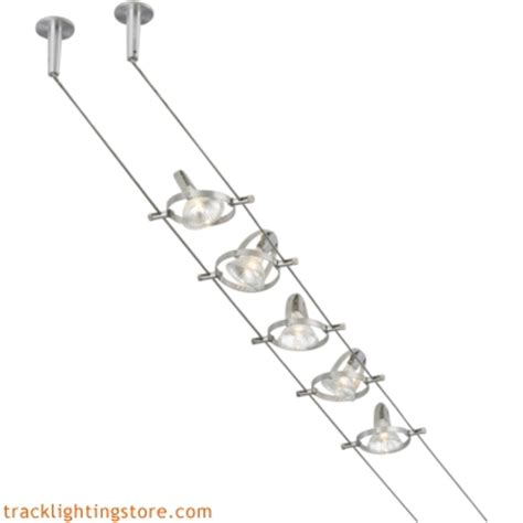 cable lightning 1696 800cbl5pn tiella 100 watt accent cable lighting kit with