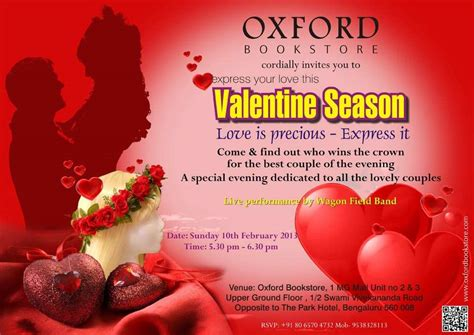 valentines day oxford season special wagon field band performs live