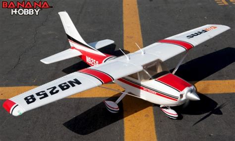 4 ch fms parkflyer sky trainer rc trainer airplane radio