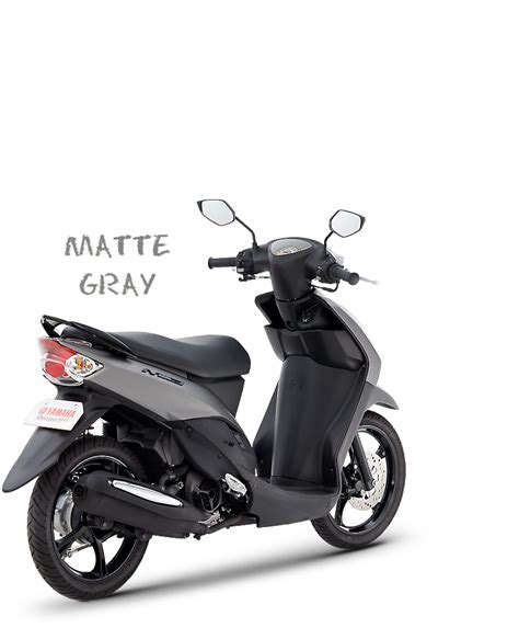 Lu Led Motor Mio Sporty mio sporty matte gray pictures to pin on thepinsta