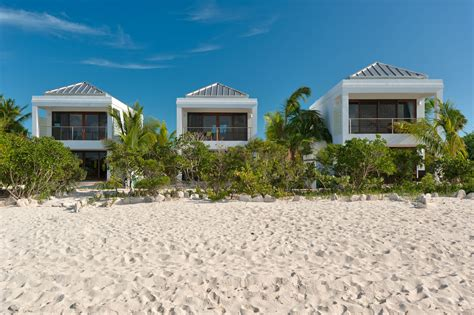 turks and caicos cottages edge villa grace bay providenciales provo