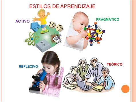 imagenes educativas estilos de aprendizaje conociendo mi estilo de aprendizaje