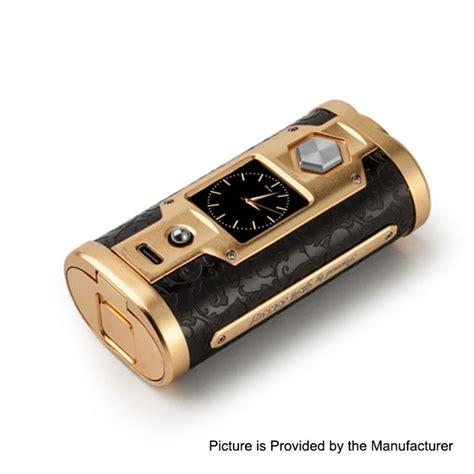 authentic sxmini g class 200w gold tc vw box mod limited