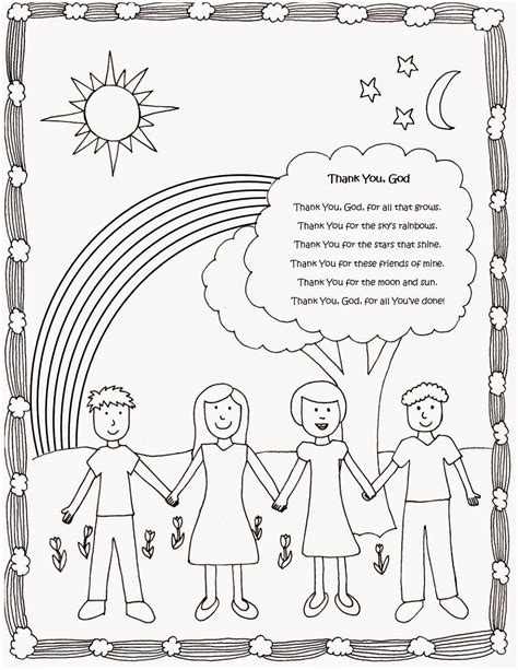 thank you god for autumn coloring page free coloring pages of thank you god