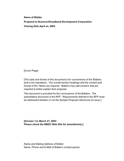 Letter To Supply Goods Sle Request For Letter Rfp Design Bild