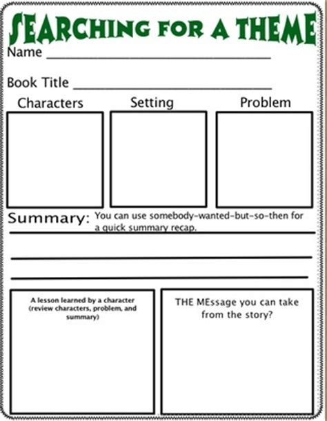 themes vs morals 1000 images about teaching theme lesson moral with