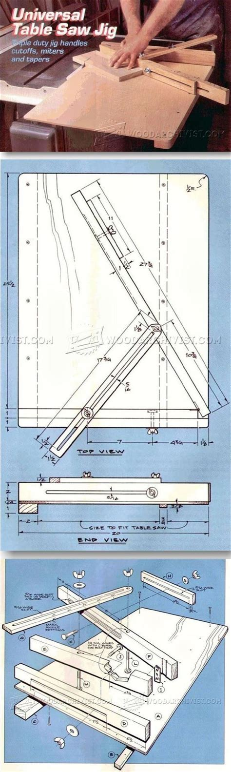 sle blueprints 25 best ideas about table saw sled on pinterest