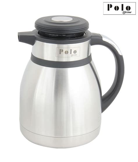 Vacuum Jug Delvonta 1 0 Lt Shuma polo vacuum jug flask 1 2lt buy at best price in india snapdeal