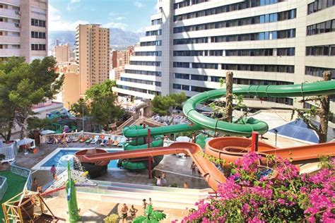 Rock Gardens Benidorm Magic Aqua Rock Gardens Benidorm Hotels Jet2holidays